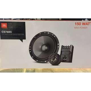 "JBL CS650C 6.5"" Component Speaker"