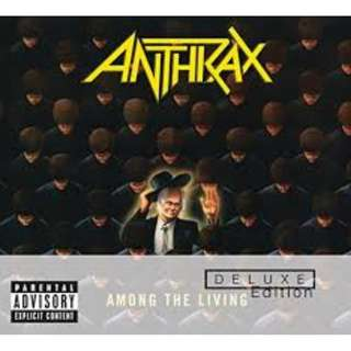 Anthrax – Among The Living Deluxe Edn CD+DVD