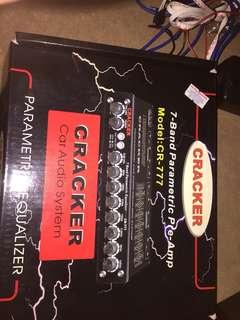 Cracker 7band pre amp