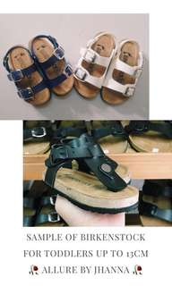 Authentic Birkenstock