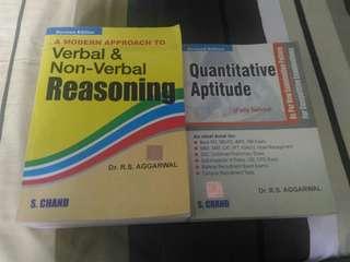 Aptitude Testing Books