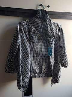 🚚 千島格子外套