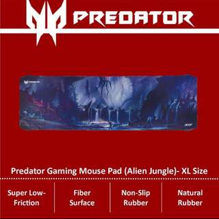 Acer Predator Gaming Mouse Pad XL