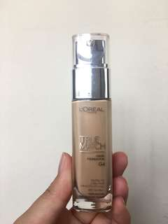Loreal True Match Liquid Foundation (G4)