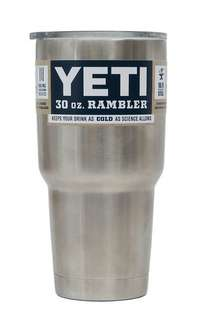 YETI STAINLESS CUP