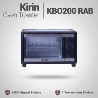 Oven / Panggangan Kirin 200-RAB 20L