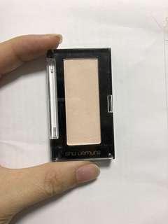 Shu Uemura eyeshadow/blusher case
