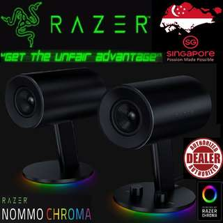 Razer Nommo Chroma 2.0 Gaming Speakers (RZ05-02460100-R3W1)