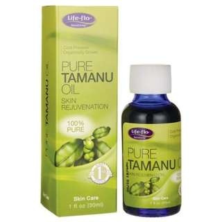 🚚 Life Flo Health Pure Tamanu Oil 1 fl oz (30 g)