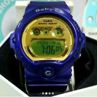 🚚 Baby G BG-6900 authentic