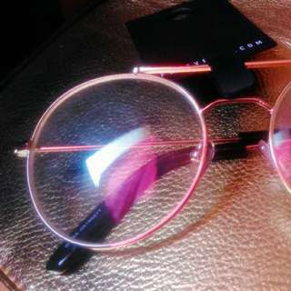 Clear Eyeglasses