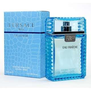 Versace Man Eau Fraiche EDT for Men (50ml/100ml/200ml/Tester/GiftSet)