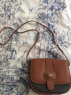 Vintage Sling Pouch