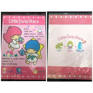 Sanrio TW Twin Star 1988 簿