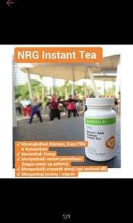 Teh NRG Herbalife