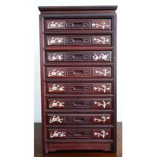 Chinese Jewelry Cabinet