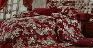 Bedcover Exclusive katun jepang
