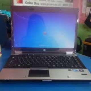 Laptop hp 8440p i5 ram 4gb Bergaransi