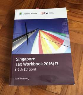 Singapore Tax Workbook 2016/17