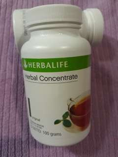 Teh Thermojetic Herbalife