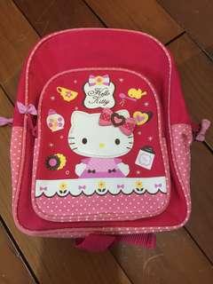 🚚 三麗鷗 Hello Kitty 桃紅色後背包