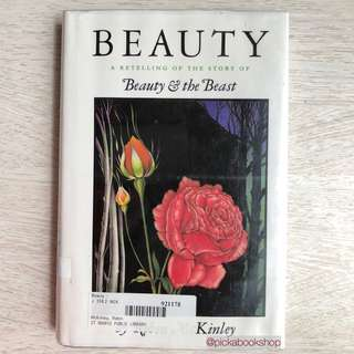 A Retelling of the Story of Beauty and the Beast - Robin McKinley