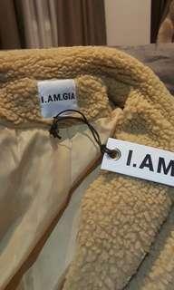 Authentic iamgia pixie coat