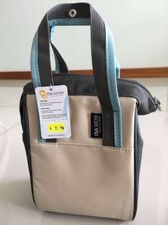 Isa Uchi cooler / warmer bag for bottles