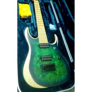 Ibanez Iron Label 7 String BRAND NEW