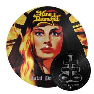 """King Diamond - Fatal Portrait 12"""" Vinyl Picture Disc"""