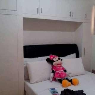 Two bedroom Condominium/One Bathroom-Capri Oasis