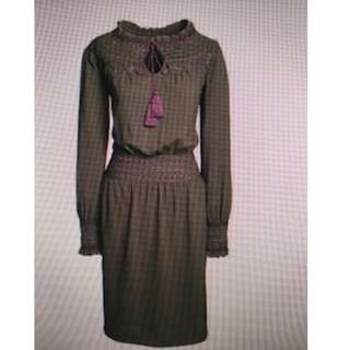 Land's End Long Sleeves Dress