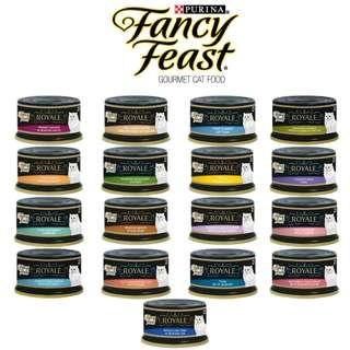 Fancy Feast Royale