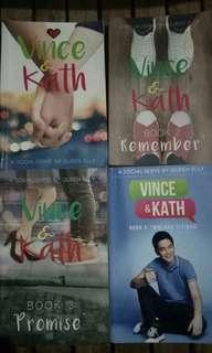 PRELOVED BOOKS!!!