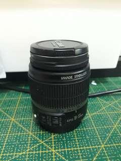 efs 18-55mm canon lens
