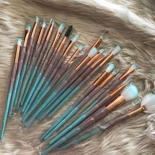 20 Pcs Diamond Makeup