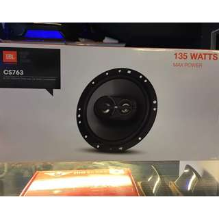 JBL CS763 3Way Coaxial Speaker