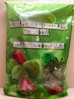 日本神戶抹茶莓🍓