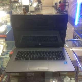 Notebook hp 14 Intel Core i3 4005u