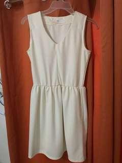 Bayo white dress