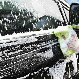 Exterior Car Wash