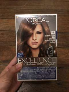 Excellence Fashion Ultra Lights - 03 Ash Brown