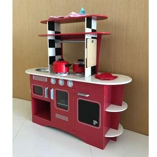 ELC Wooden Diner Kitchen