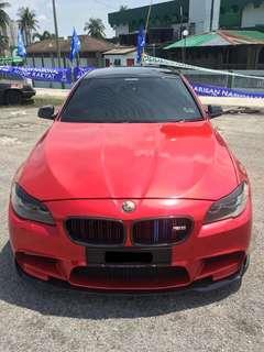 BMW F10 535i M-sport sambung bayar