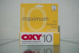 Oxy 10 acne medication 25gr