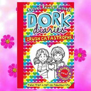 (BN) Dork Diaries: Crush Catastrophe