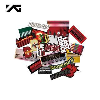 Bigbang last dance stickers