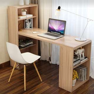 Wooden Workplace