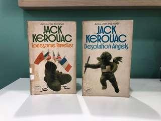 Jack Kerouac Books Buku Combo Sale