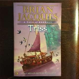 Triss: A Tale of Redwall by Brian Jacques #cheapaschips